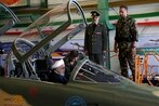 Iran says new fighter jet enhances deterrence against US
