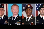 Father of soldier killed in Niger asks the Army not to punish the Green Beret officer who led the mission