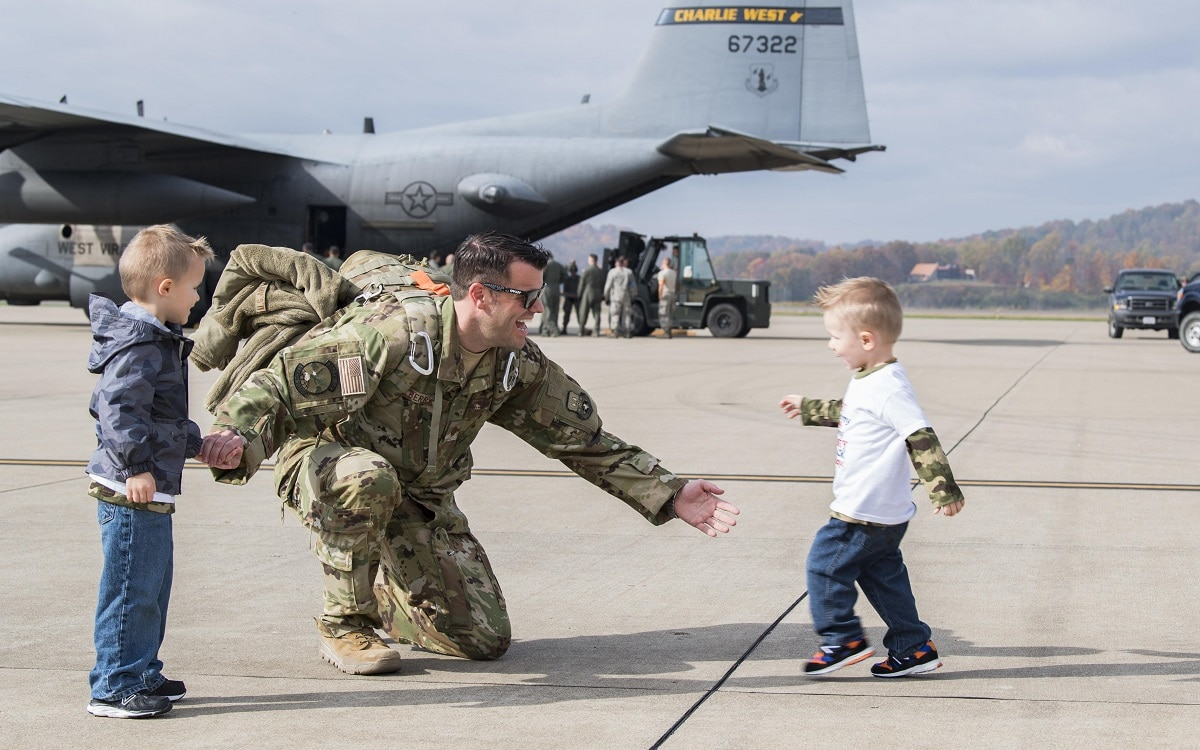 Air Force cuts overseas tours to ease pressure on airmen  Is your