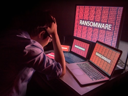 DoppelPaymer, a ransomware group, claims to have accessed sensitive data from major defense industry companies through the hacking of Visser Precision LLC, a Colorado-based aerospace, automotive and industrial parts manufacturer. (Zephyr18/Getty Images)