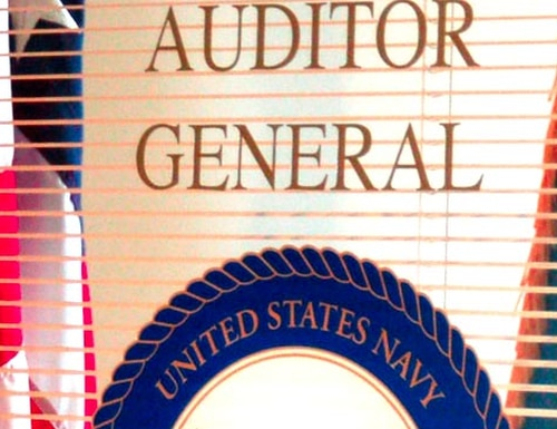 The Naval Audit Service could face a 70-percent cut to its funding in the next two fiscal years, raising internal concerns about oversight of the Department of the Navy. (Navy)