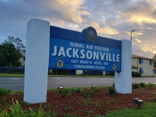 Several Naval Air Station Jacksonville personnel and family have been tested for novel coronavirus as of Tuesday, a base spokesperson has told Navy Times.