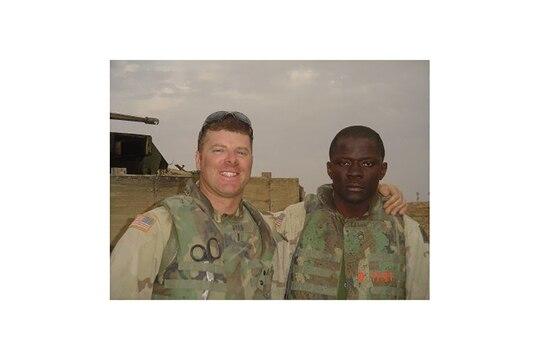 Then 1st Lt. James