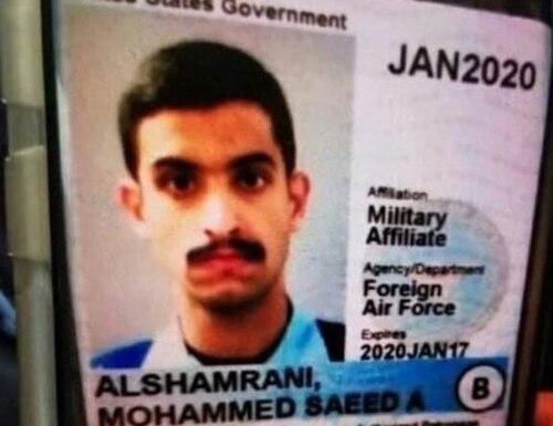 Saudi Royal Air Force 2nd Lt. Mohammed Saeed Alshamrani. (Photo provided to Military Times)