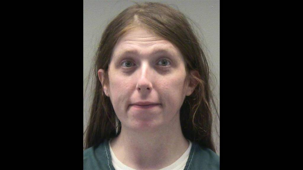 This undated photo provided by the Montgomery County Jail shows Jessica Watkins.