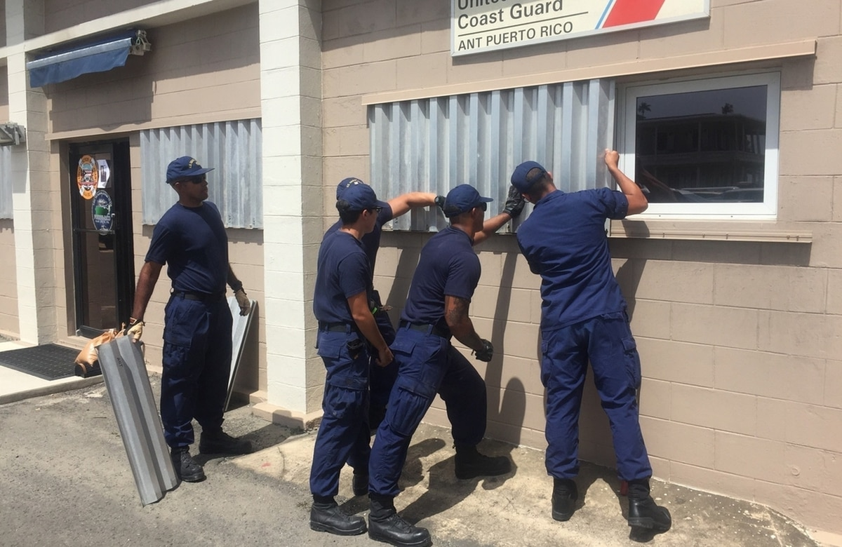All Guard Shutters homeland security raids coast guard coffers to pay for
