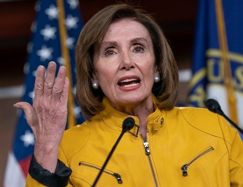 House lawmakers plan to begin deliberations on a new war powers resolution designed to limit the president's military actions against Iran. (J. Scott Applewhite/AP)