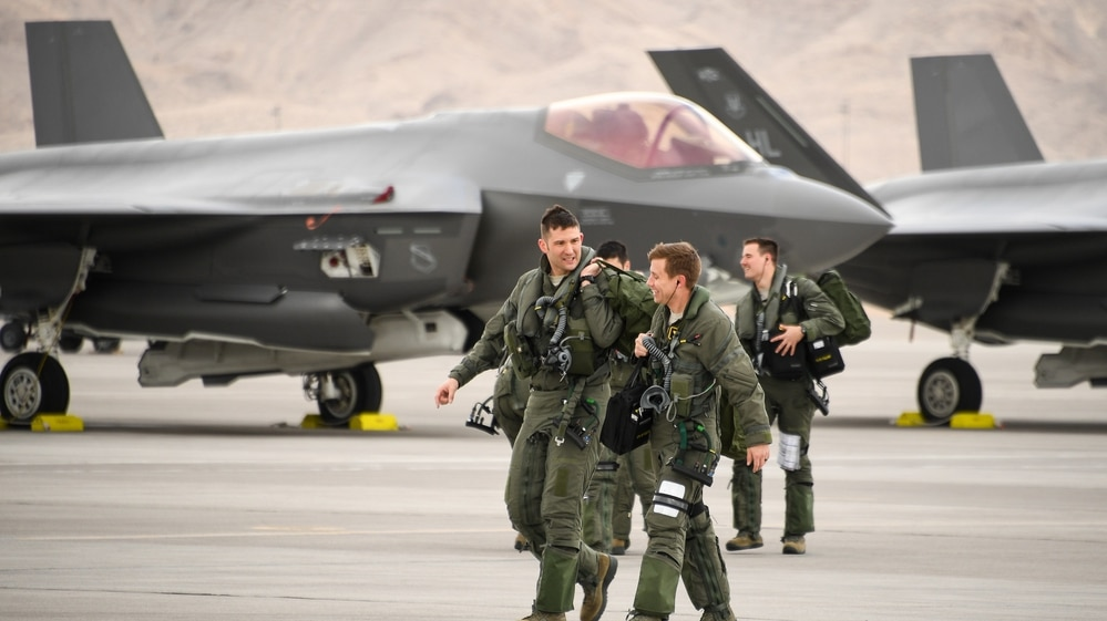 6ad7e430d97 Air Force authorizes two-piece flight suits and announces OCP patch changes