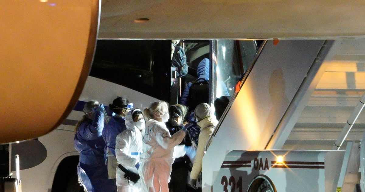 US military prepping for coronavirus pandemic