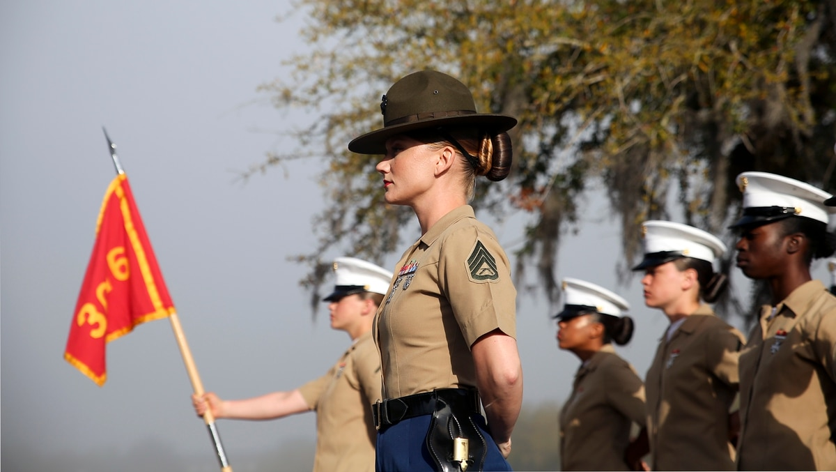 Incoming commandant open to another gender-integrated boot