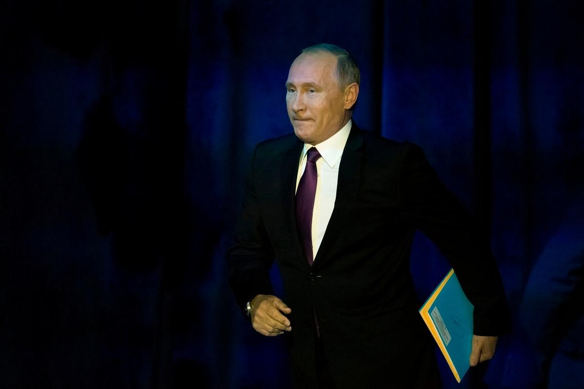 How A Pentagon Research Project Convinced Vladimir Putin Of A Coming Biowar