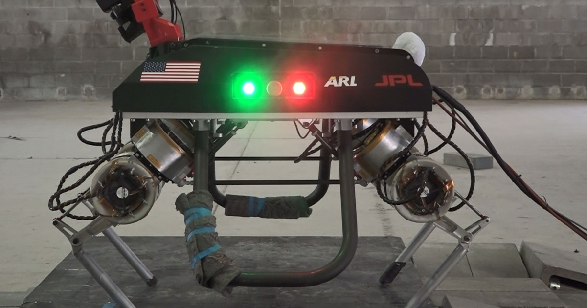 Will Army's LLAMA robot lighten the logistical load?