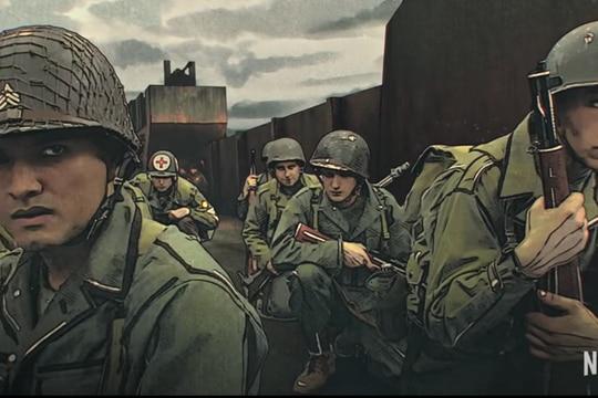 ('The Liberator'/Netflix)