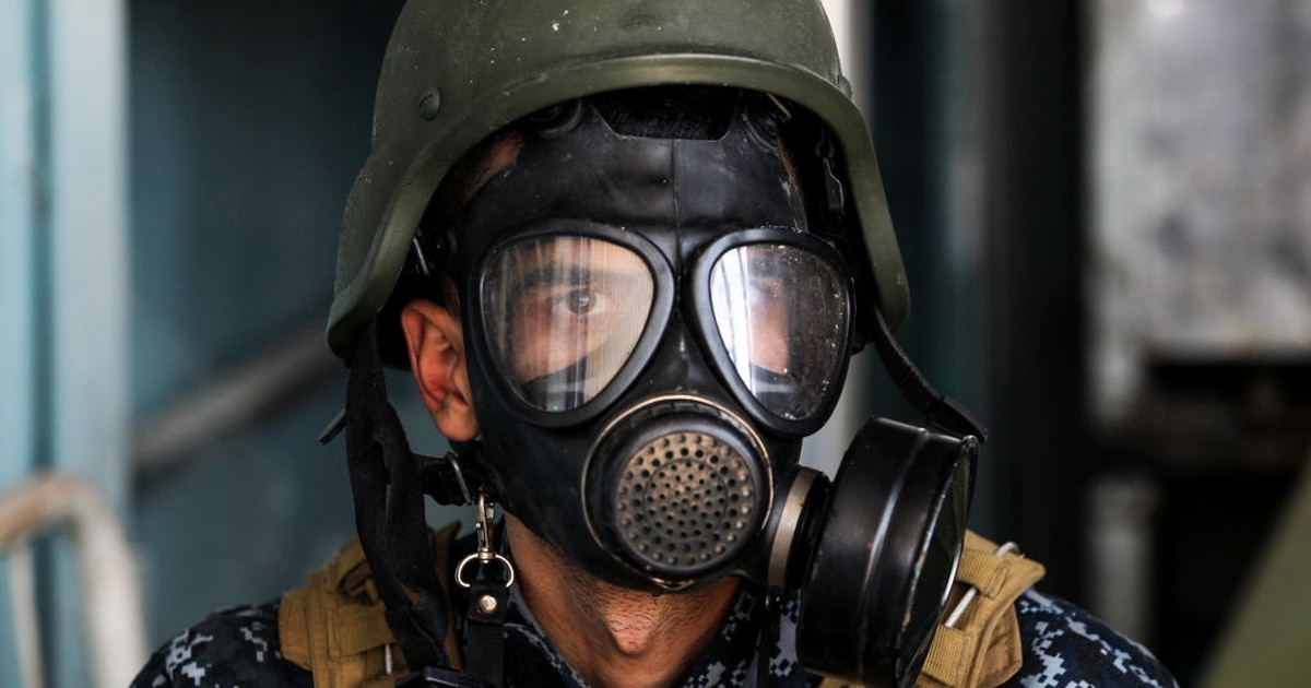 General: 2nd gas attack on Iraq troops in as many days