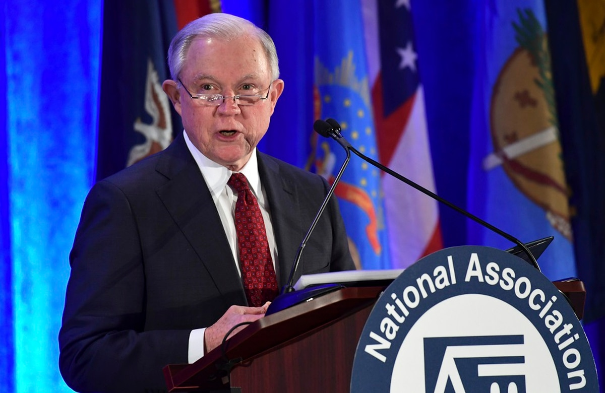 US Justice Department sues California over 'sanctuary' policies