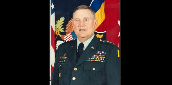 Retired Gen. John Abrams, a former commander of Training and Doctrine Command, died Aug. 20, 2018. He was 71. (Army)