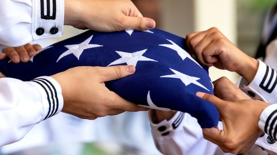 Two service members died of COVID-19 complications in recent days. (Sgt. Melanye Martinez/Marine Corps)