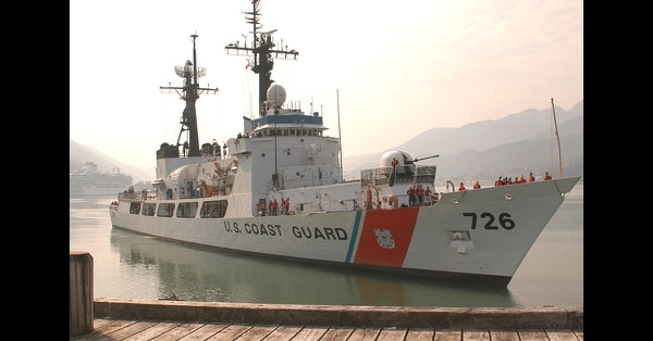 USCGC Midgett is the 12th and last of the Coast Guard's fleet of 378 foot High Endurance Cutters. Her namesake, the late Chief Boatswain John Allen Midgett Jr. was born in 1876 in Rodanthe, N.C., and served for nearly 40 years with the U.S. Lifesaving Service and the Coast Guard. (US Coast Guard)