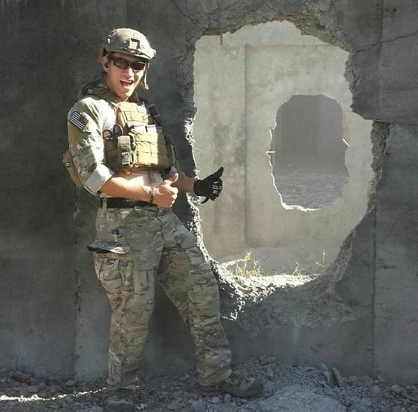 Staff Sgt. Matthew McClintock