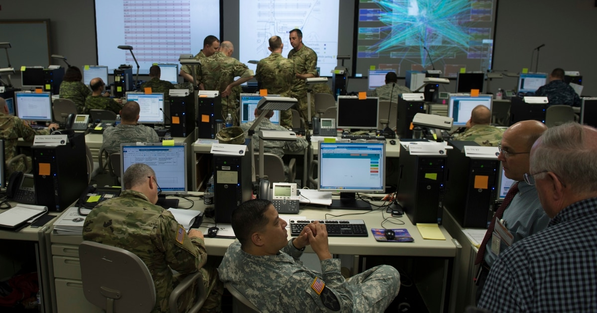 Pentagon cyber budget is flat in new request