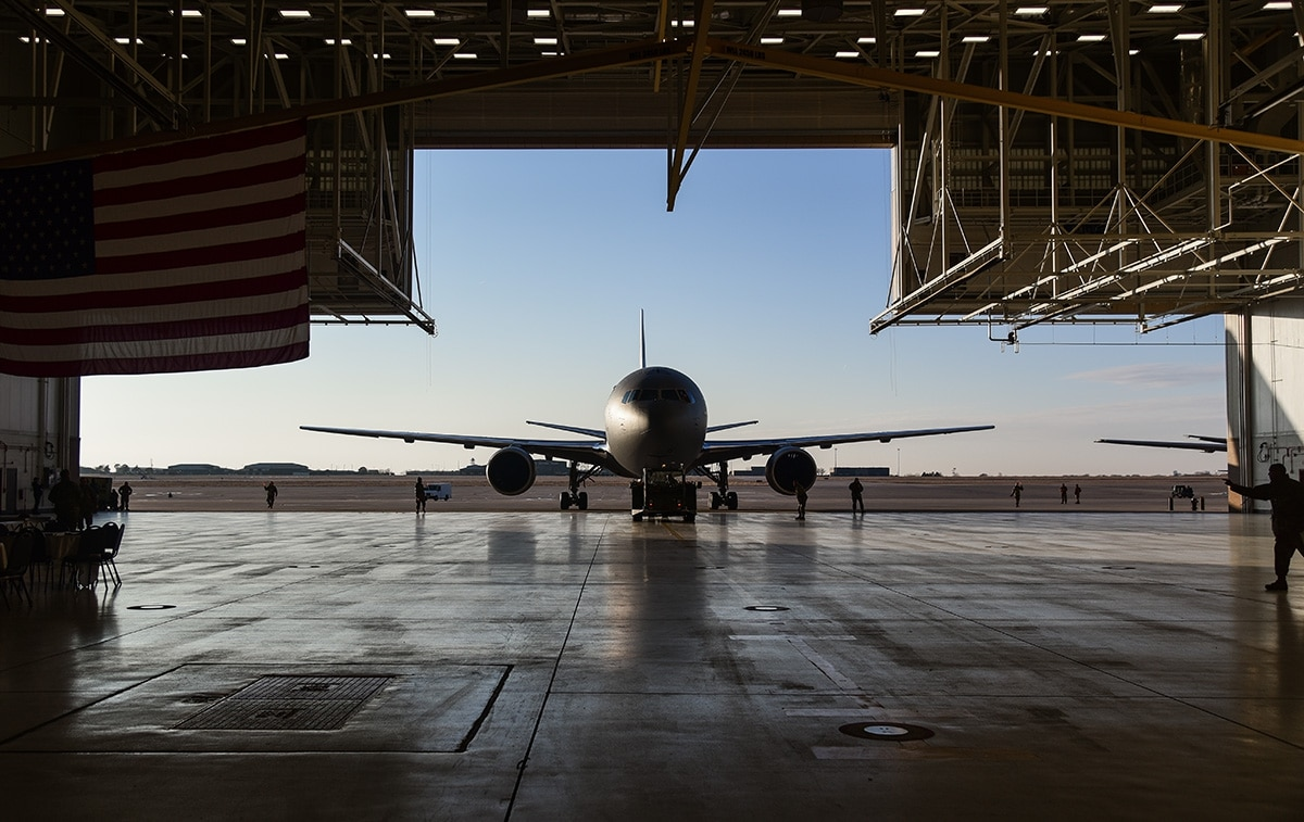 Mcconnell Afb Air Show 2020.Kc 46 Cargo Solution Still Months Away