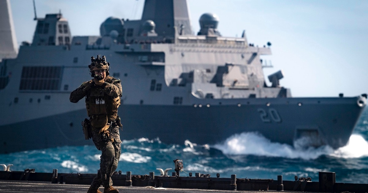 'Nothing off the table' for Navy integration as Corps preps for China faceoff, commandant says