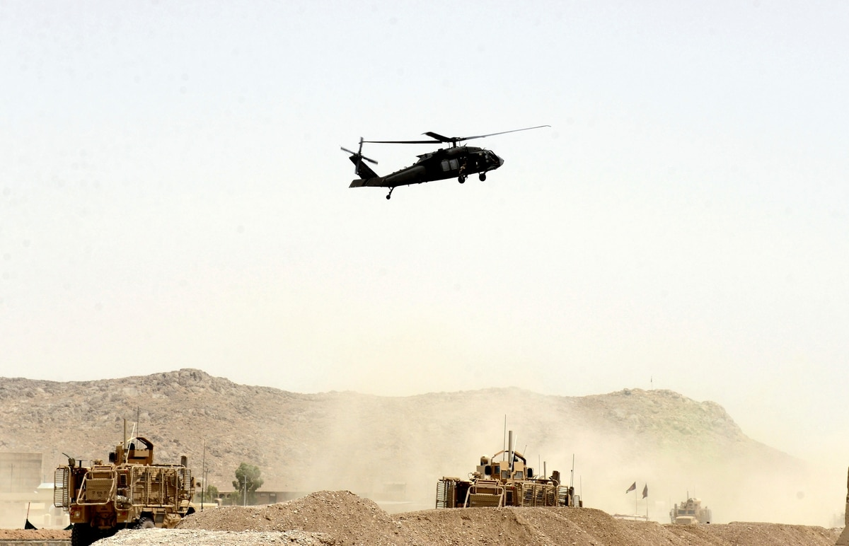 Two US troops die in Afghanistean 1/11/20