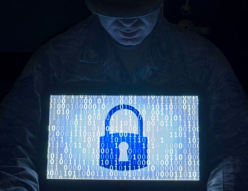The cyber battlefield is pushing the Defense Department to upgrade network architecture (SrA Ryan Lackey/Air Force).