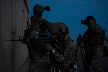 As security forces get the M18 handgun, Air Force adds new shooting and weapons handling guidance