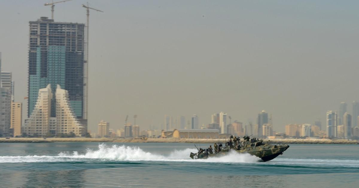 Corps identifies Marine found dead in Bahrain