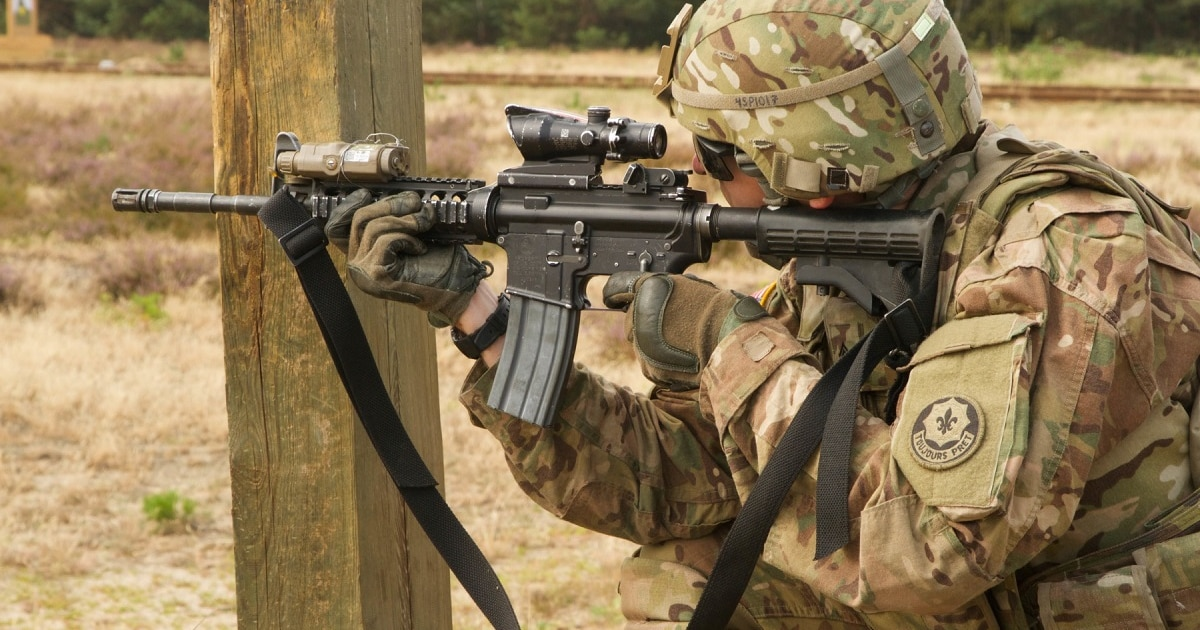 The Army Is Working On Big Changes To Your Annual Rifle Qualification