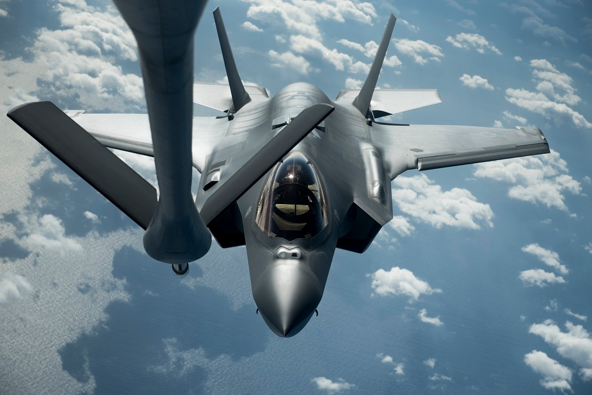 f466f1877c6cc China won't find lost F-35 stealth fighter first, says Pentagon