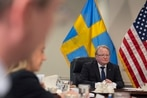 Interview: Swedish defense minister details stance on nuclear weapons treaties