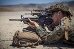 A Marine rifle optic shortage nearly caused 'critical impact' in marksmanship training
