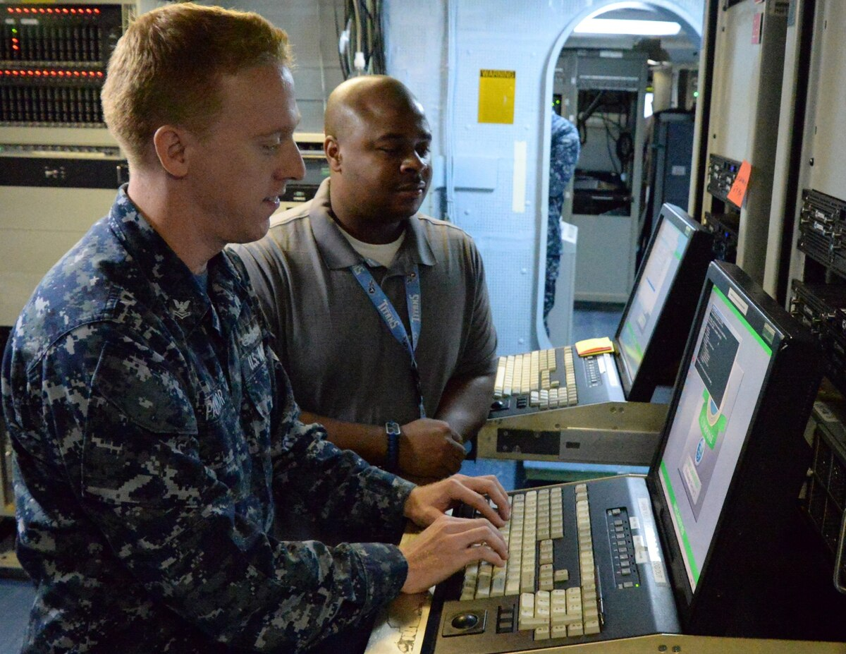 9 companies will compete for work on the Navy's giant