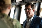 Defense Secretary Mark Esper on how the Navy can get to 355 ships