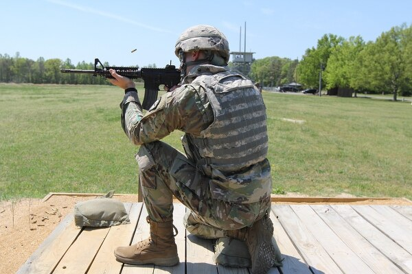 The Army has tested 50,000 M4/M16 weapons in the past three months and has another 900,000 to go. An estimated 6 percent, or 3,000 have so far displayed a major malfunction requiring repair. (Army)