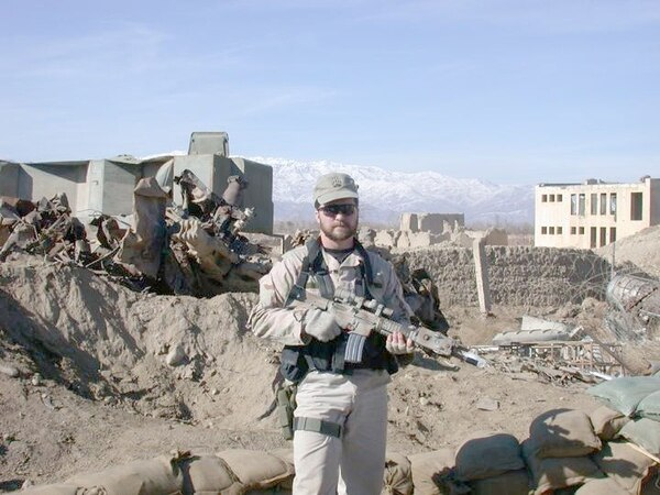 Tech. Sgt. John Chapman, who died in the battle, will reportedly posthumously receive the Medal of Honor. The White House has not confirmed the reports. (Air Force)