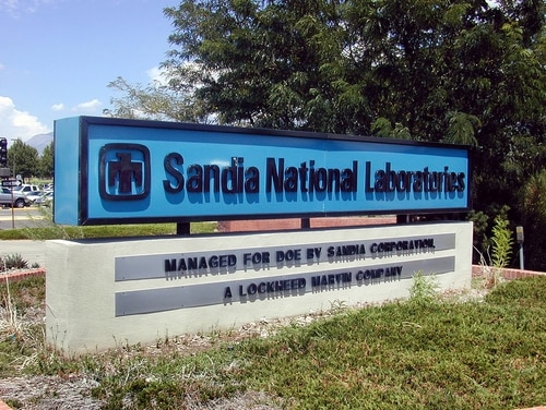 Sandia National Laboratories, Albuquerque, New Mexico.
