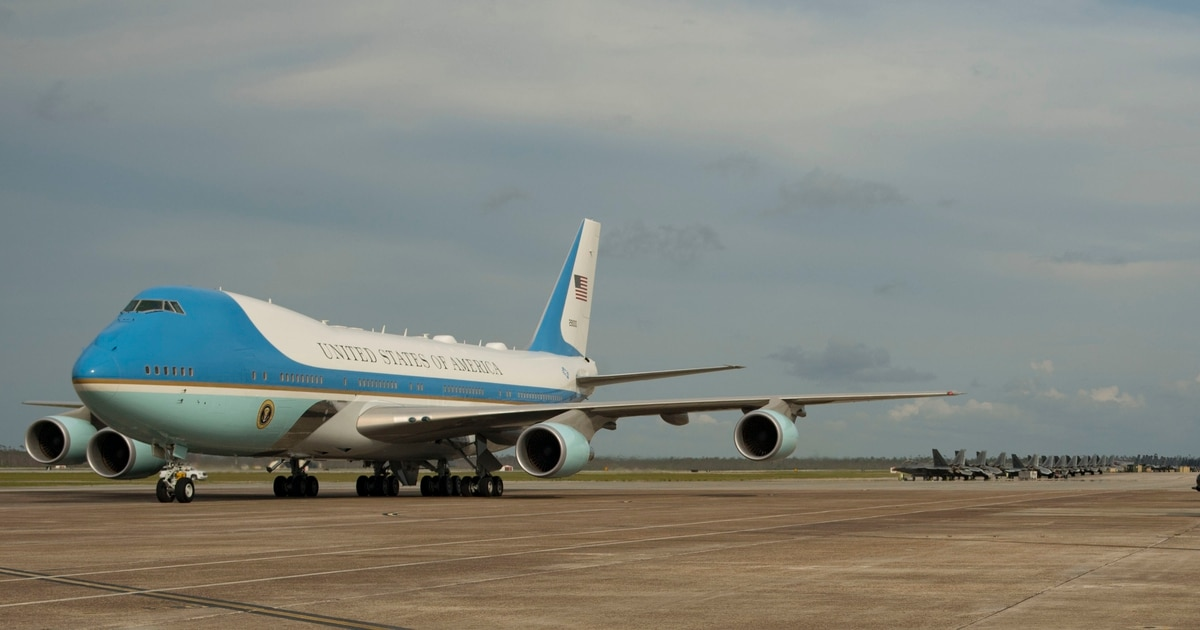 The new Air Force One just racked up its first cost overrun