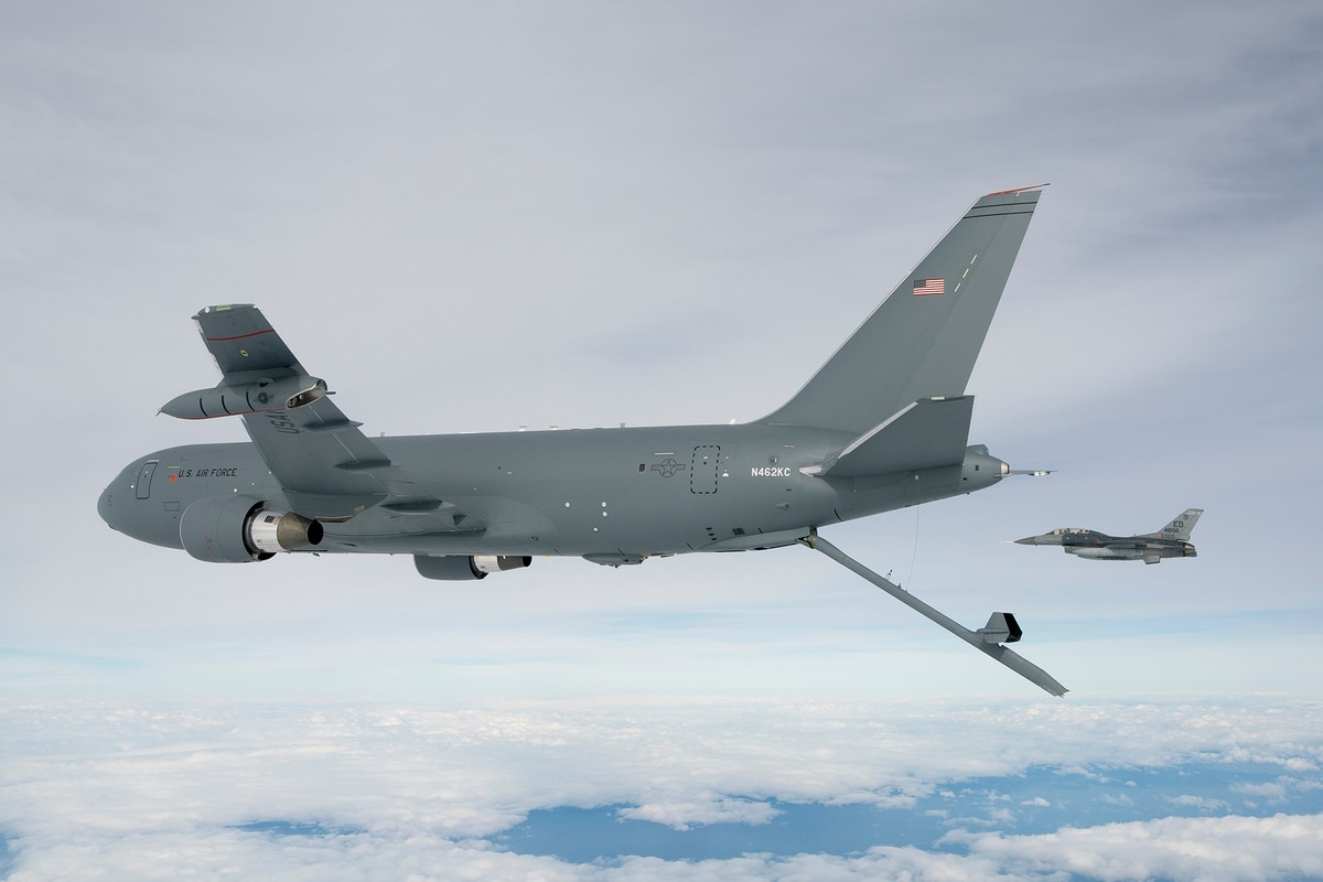 KC-Y Competition Still Under Consideration as Air Force Works to Define  Future Tanker Fleet