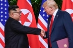 US analysts say they found secret North Korean missile sites. But Trump says there's 'nothing new'
