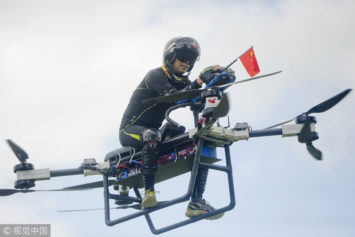 Is the best use of this hoverbike really logistics?