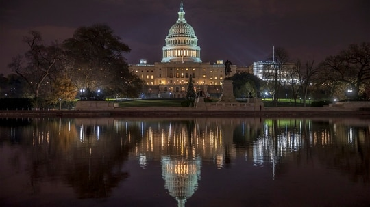 Congress has one week to come up with a funding plan for many federal agencies going into 2019. (J. Scott Applewhite/AP)