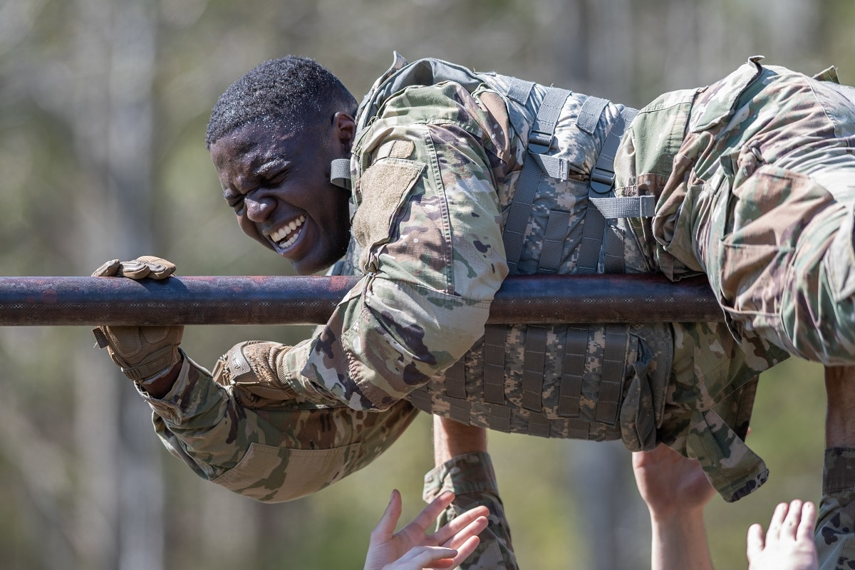 The Army Is Notorious For Breaking Soldiers Bodies But