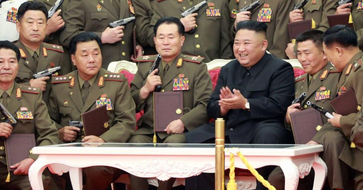 Kim Jong Un is the patron saint of hilarious photos