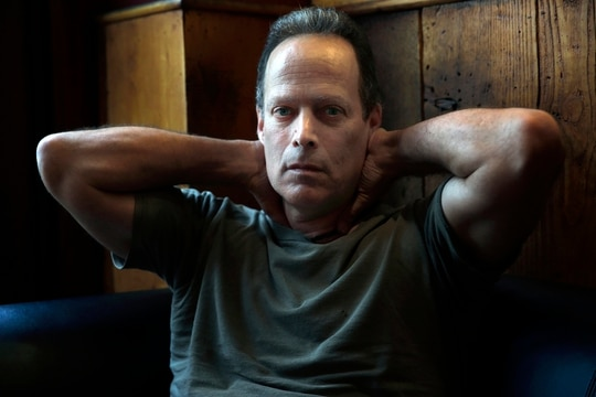 Author Sebastian Junger talked to us about his new book 'Freedom' (Photo courtesy of Sebastian Junger)