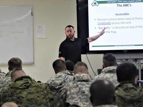 The Department of Veterans Affairs is fighting a court ruling from earlier this year which could give veterans more money for college classroom work after their military careers. (Scott T. Sturkol/Army)