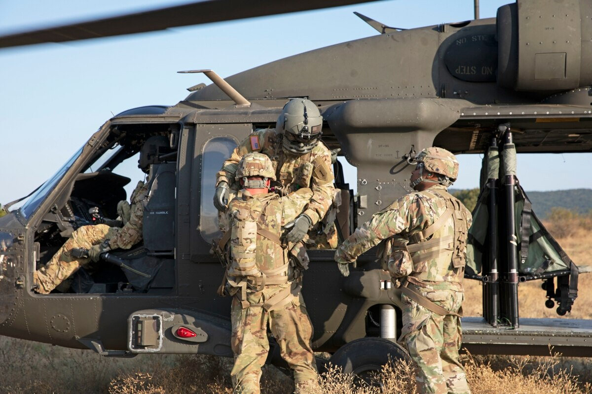 Here's how Army aviators must prepare for large-scale combat