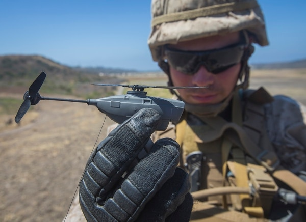 The Army recently contracted with FLIR Systems to order $2.6 million worth of the